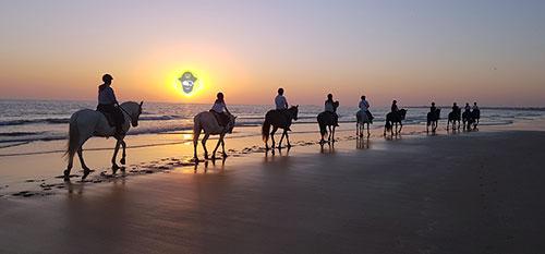 Ruta a caballo Cabo de Gata Almería