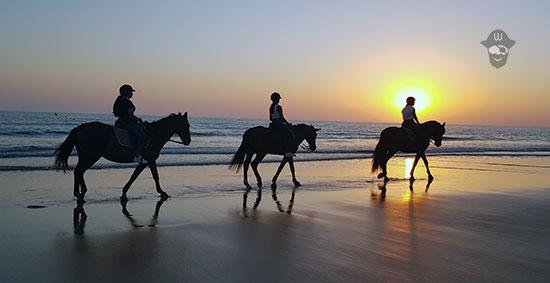 Ruta a caballo en Almería
