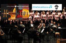 Concierto #DiadelaMusica en Almería