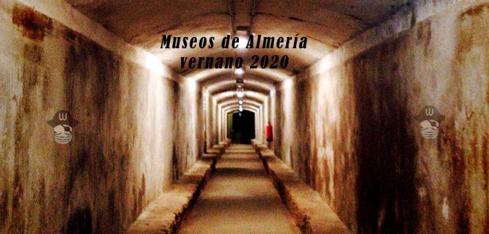 """Museos de Almería en la """"nueva normalidad"""""""