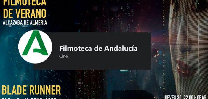 Cine Filmoteca de Verano - Alcazaba de Almería
