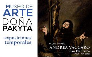 EXPOSICIONES de arte - Museos de Almería - Julio 2020