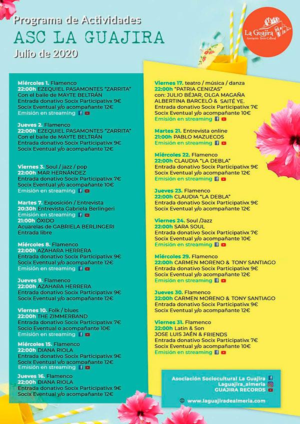 Programa Asociación Socio-Cultural La Guajira