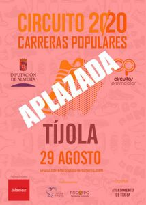 CARRERA POPULAR DE TÍJOLA 2020