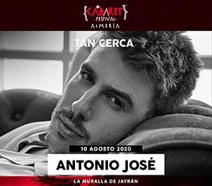 Concierto - Antonio José - Almería