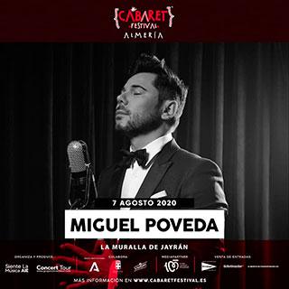Concierto - Miguel Poveda - Almería