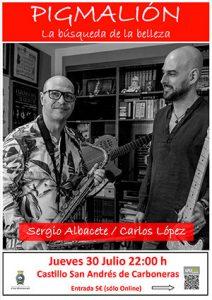 Concierto Pigmalión - Sergio Albacete y Carlos López