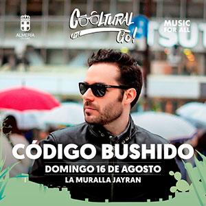 Concierto de DANI FERNÁNDEZ (Acústico) + CÓDIGO BUSHIDO - Cooltural Go!