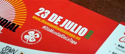 Día Mundial De La Tapa 2020 en Almería