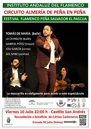 XIII Circuito Almería Flamenca 2020