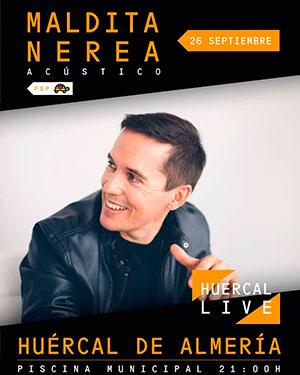 Festival Huércal Live - Huércal de Almería