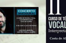II Curso de Técnica Vocal y Canto - Costa de Almería