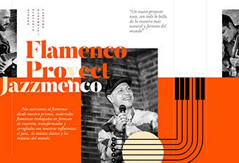 Jazzmenco en Almerimar