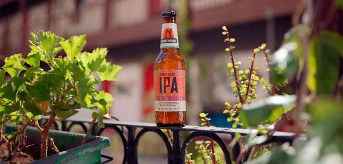 Nueva cerveza Cruzcampo Andalusian IPA