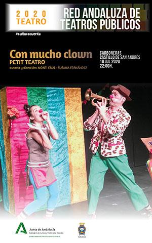 Petit Teatro: Con mucho Clown - Carboneras