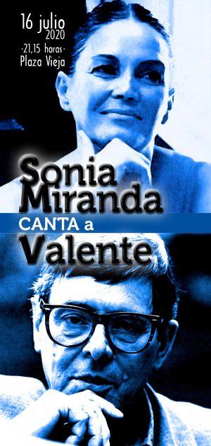 Concierto recital - Sonia Miranda - Almería