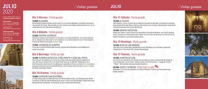 Tu verano en Almería