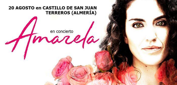 Concierto a piano de Amarela - San Juan de Terreros