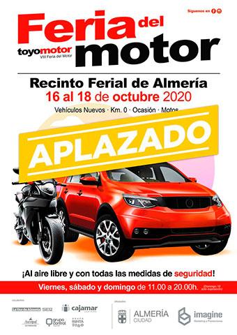 Feria del Motor Toyomotor Almería