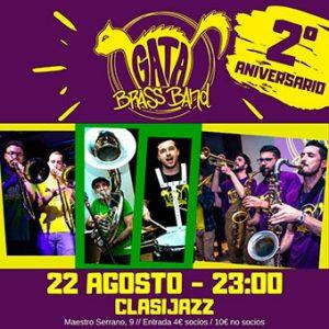 Gata Brass Band - Clasijazz