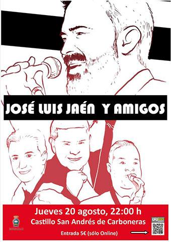 José Luis Jaén y Amigos