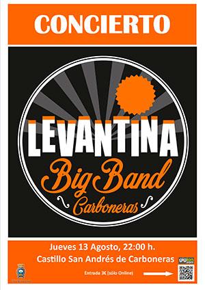 Levantina Big Band - Carboneras