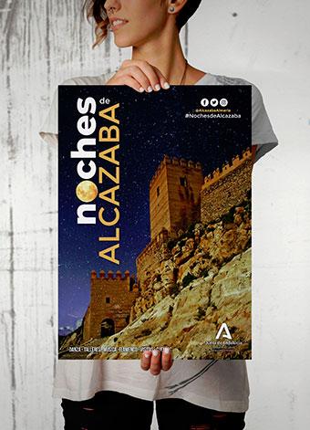 """Programa """"Noches de Alcazaba"""" en Almería"""
