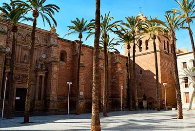 Visitar Almería: Rutas accesibles