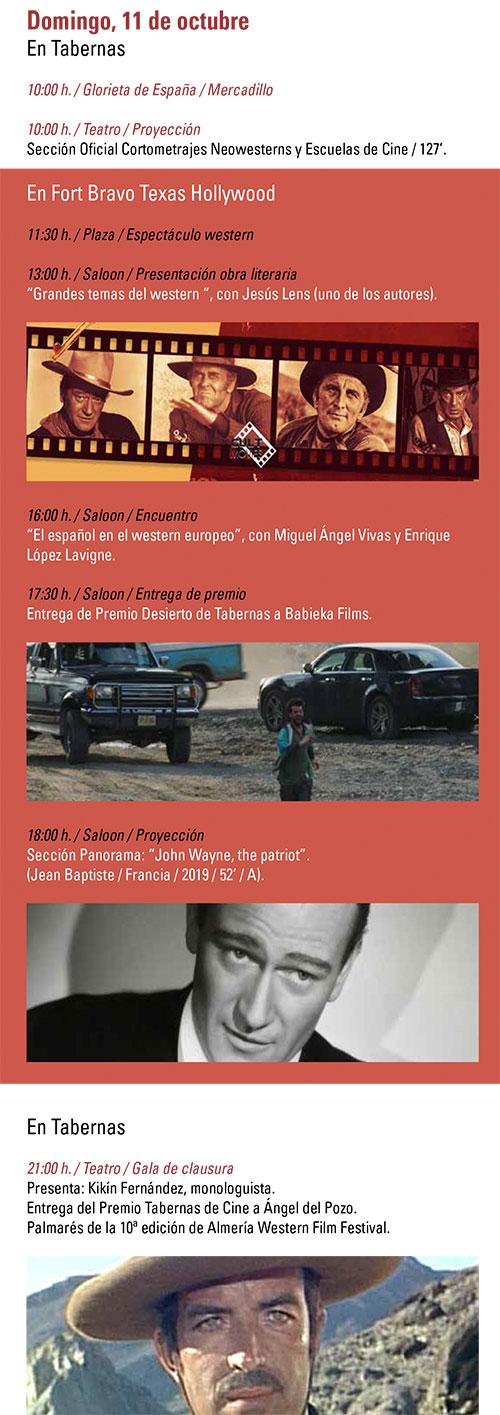 Almería Western Film Festival 2020