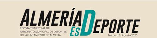 """PMD - Revista """"Almería Es Deporte"""""""