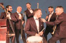 14º Jazzbegote Potato Head Jazz Band en Carboneras