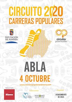 ABLA - CIRCUITO DE CARRERAS POPULARES DIPUTACIÓN DE ALMERÍA 2020