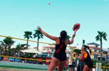 Campeonato de España MAPFRE de Tenis Playa 2020 en Vera