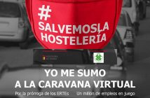 CARAVANA VIRTUAL apoyo a la Hostelería