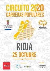 CARRERA POPULAR DE RIOJA 2020