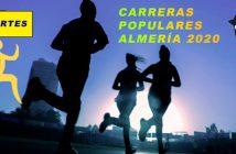 Carreras populares 2020 en Almería