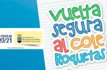 """Roquetas de Mar """"Vuelta segura al cole"""""""