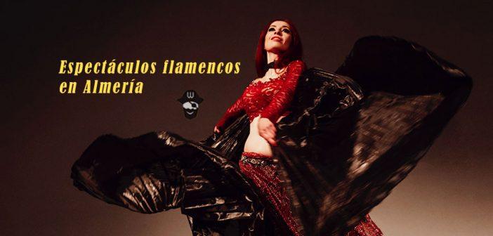 Agenda flamenca en Almería - Septiembre 2020