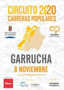 GARRUCHA - CIRCUITO DE CARRERAS POPULARES DIPUTACIÓN DE ALMERÍA 2020