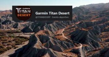 Garmin Titán Desert 2020 en Almería