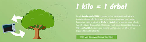 IV GreenWeek20 en Almería