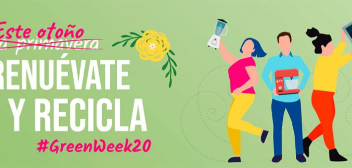 IV #GreenWeek20 en Almería