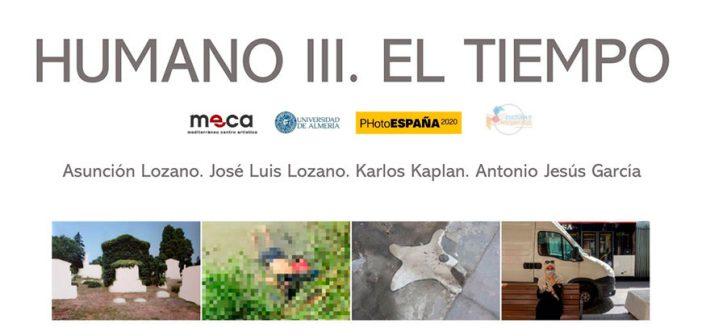 MECA PHOTOESPAÑA 2020 - HUMANO III. EL TIEMPO