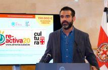 Circuito Municipal de Música y Artes Escénicas de Almería 'Re-activaCultura 20'