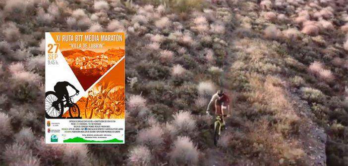 XI Ruta BTT-Media Maratón Villa de Lubrín