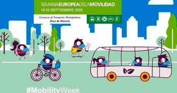 Semana Europea de la Movilidad 2020 - C T M Área de Almería