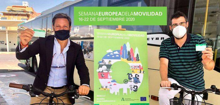 Semana Europea de la Movilidad 2020 - Consorcio de Transporte Metropolitano Área de Almería