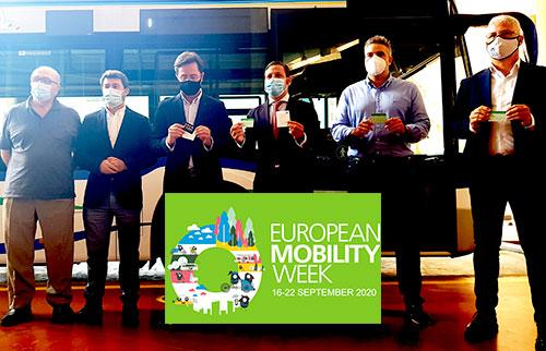 Nuevas expendedoras de billetes - Semana Europea de la Movilidad