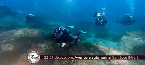 Aventura Submarina Almería-Activa 2020