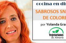 Ciclo Vegano - Sabrosos Snacks de Colores